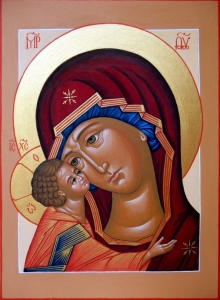Moeder Gods Igorevskaja