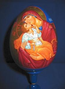 Moeder Gods Eleousa (van Tederheid)