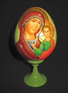 Moeder Gods Kazanskaja